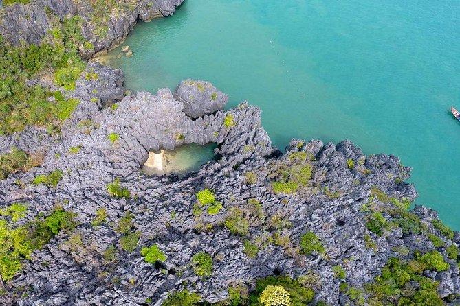 Island Eco Tour to Prasat Hin Pun Yod in Satun UNESCO Global Geopark
