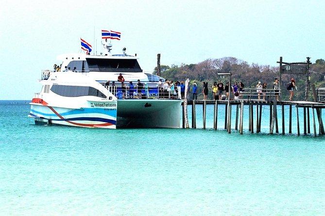 Koh Chang to Koh Kood by Boonsiri High Speed Catamaran