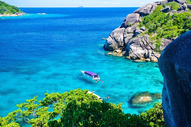 Similan Island Snorkeling Day Tour