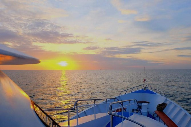 Club Mermaid Luxury Day Cruise to Koh Ha & Koh Rok with Sunset BBQ