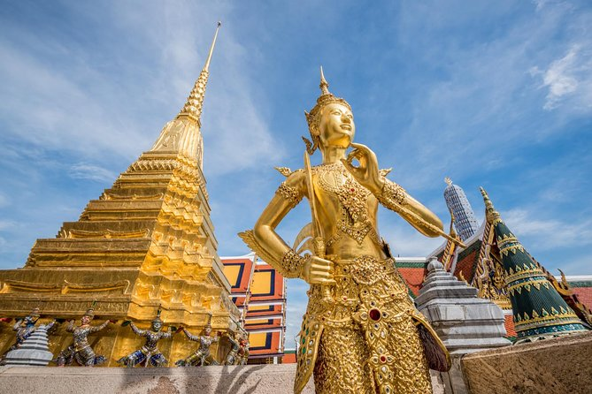 Guided Best of Bangkok Customized Day Trip