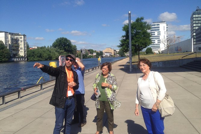 Berlin Historical and Cultural walking tour with Private Guide FROM YOUR HOTEL