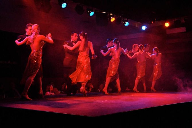 Private Buenos Aires Tour including Lunch and Catulo Tango Show and Dinner