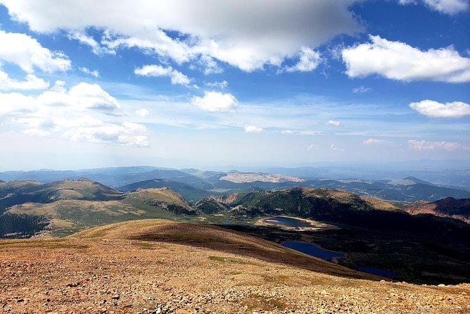 Pikes Peak Regional Wonders heldagstur från Denver