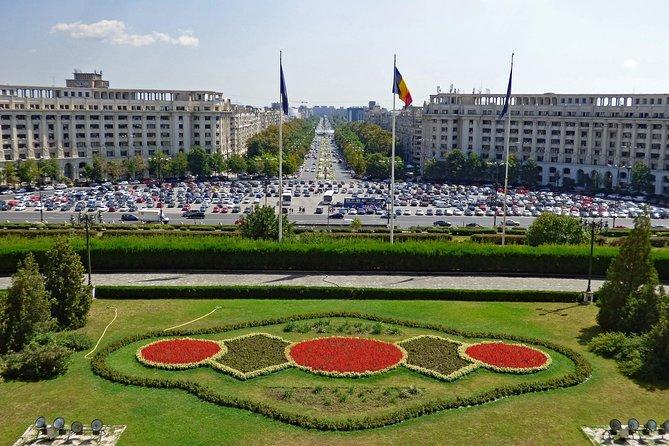 Bukarest Sightseeing