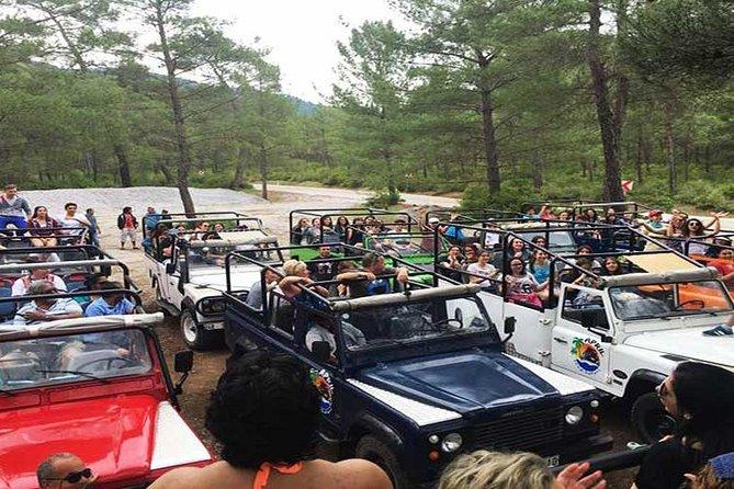 4x4 Jeep Tour of Bozburun Peninsula from Marmaris