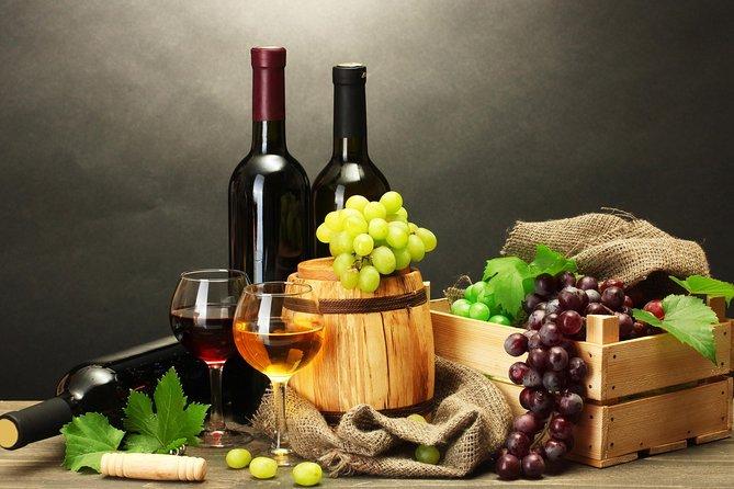 Skywalk e degustação profissional de vinhos e excursão pelas vinícolas em 4x4 com teto aberto