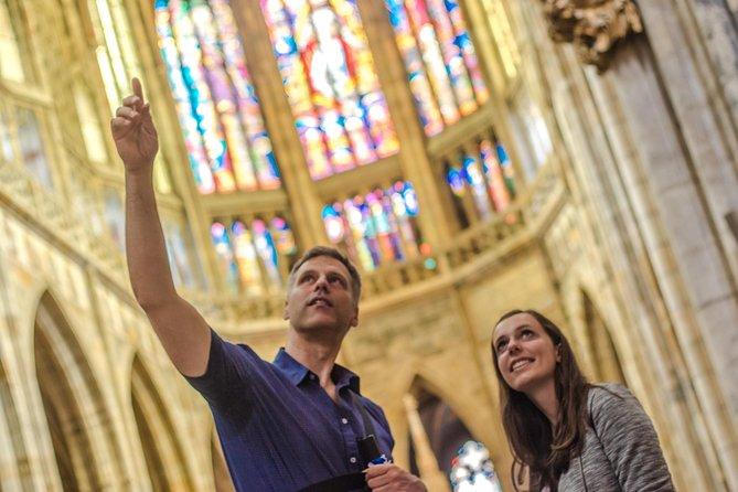Excursão a pé no Castelo de Praga incluindo ingressos de entrada