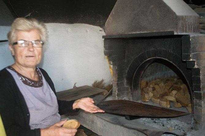 Traditional Cretan Village Bakery Class and Tour