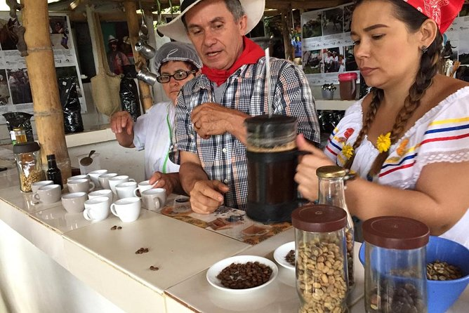 Coffee Tour