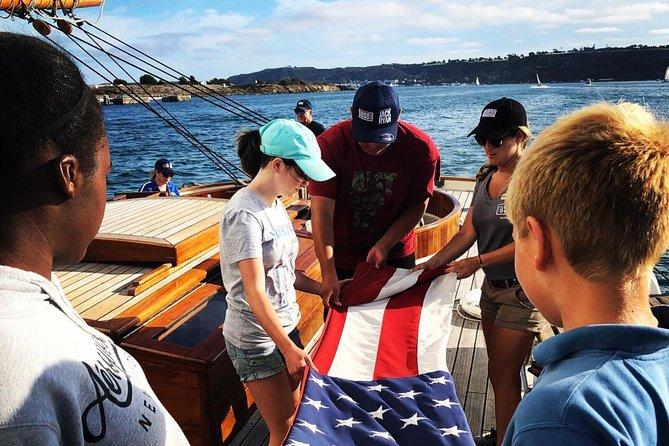 Cruise met gelegenheid om walvissen te spotten en toegang tot het Maritime Museum van San Diego