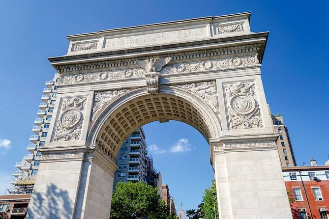 One Day NYC Highlights Walking Tour with optional Empire State Building Tickets