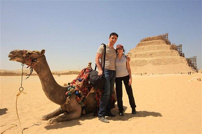 Private Tour to the Pyramids of Giza, Saqqara, Memphis from Cairo