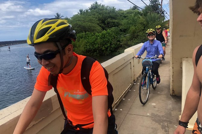North Shore Biking Adventure