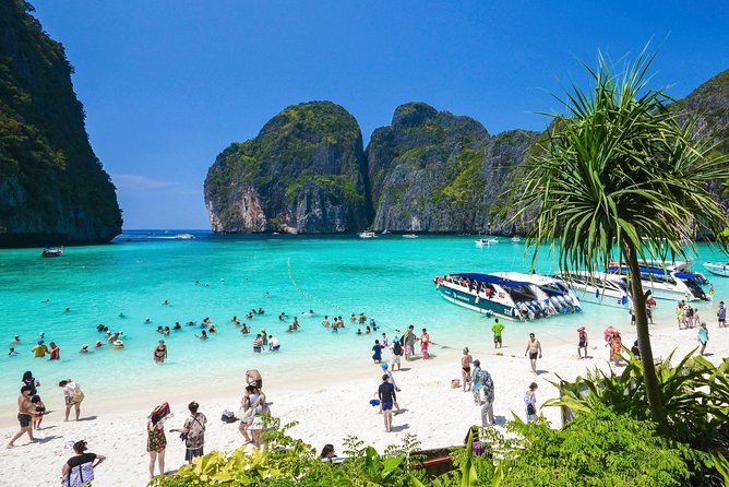 Phi Phi Island Tour by Speedboat from Krabi including Lunch
