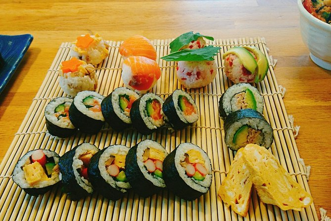 寿司クッキングクラス