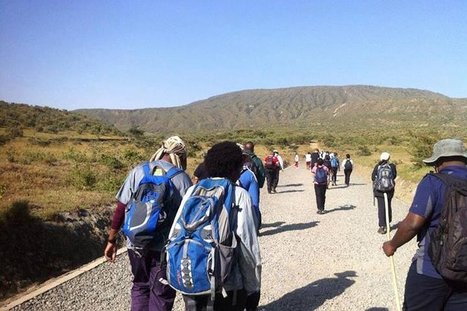 Private Hiking Day Trip to Mt. Longonot from Nairobi