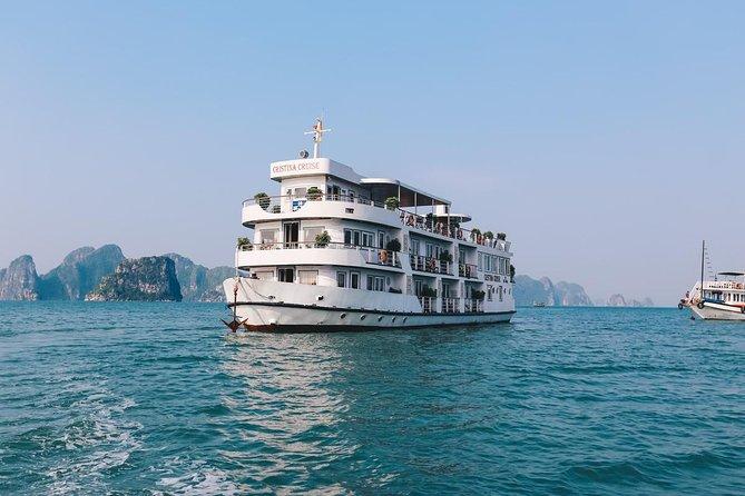 Halong Bay 2 Days Cruise With Cristina Cruise