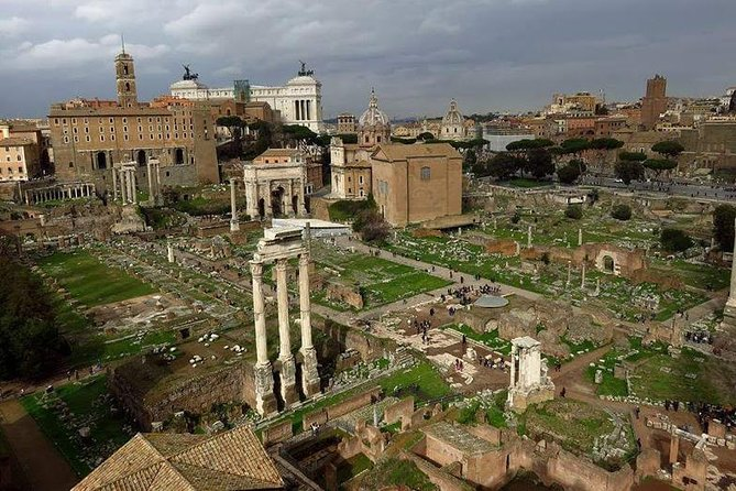 Rome Private Tour 8 hours with English Driver photo 6
