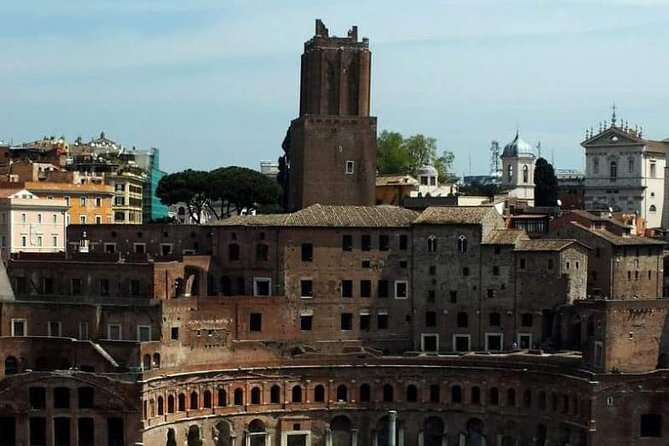 Rome Private Tour 8 hours with English Driver photo 2
