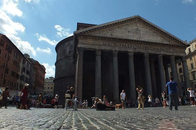Rome Private Tour 8 hours with English Driver photo 3