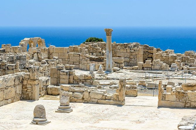 Pafos and Kourion Coach Excursion from Protaras