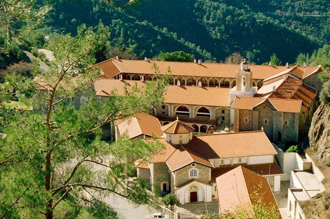 Kykkos Monastery and Kakopetria Village Excursion from Larnaca