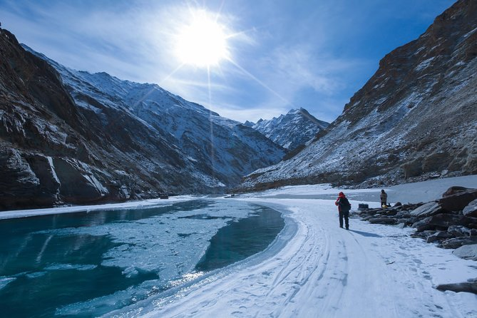 Chadar Frozen River Trek photo 2