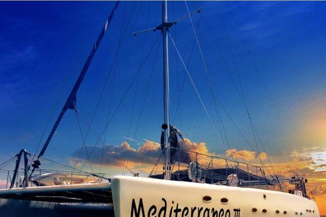 Mediterraneo III Catamaran Elite Cruise Adults only - from Ayia Napa
