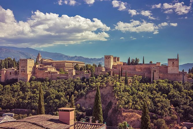 Granada Day Trip from Seville photo 1
