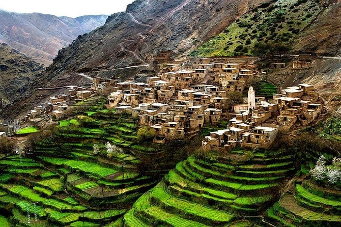 Atlas Mountains Tours Three Valleys Tour Guide Day Trip from Marrakech