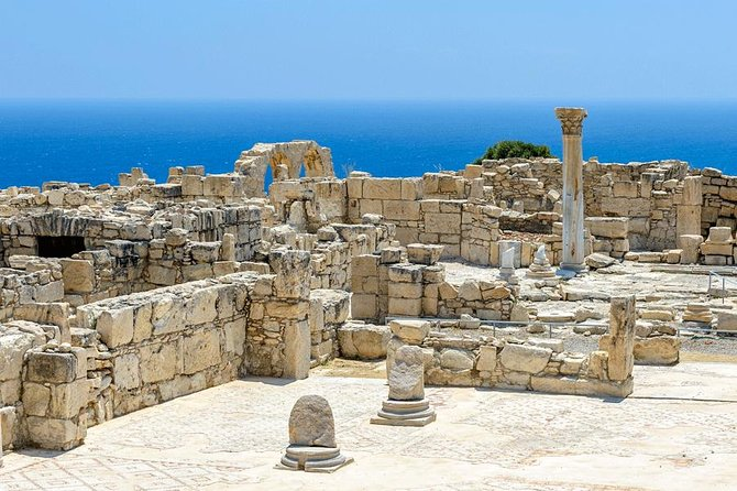 Pafos and Kourion Coach Excursion from Ayia Napa