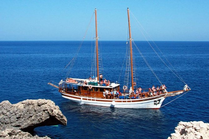 San Antonio II day cruise from Ayia Napa