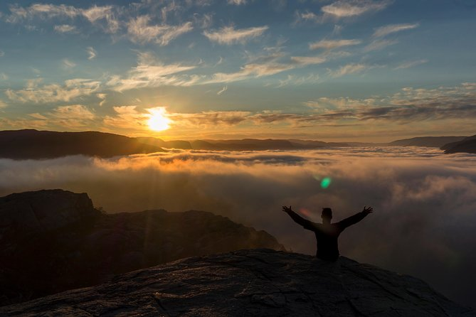 Preikestolen Sunrise Hike