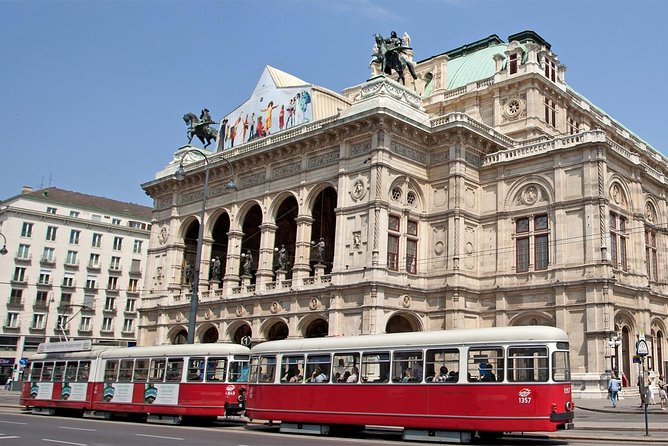 Half-Day Vienna City Tour with Entrance to Schonbrunn Palace