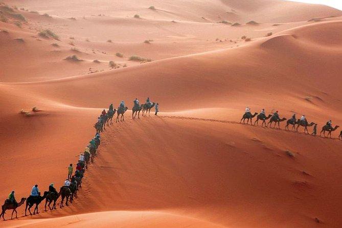 Merzouga desert, Toudgha & Dades Gorges,Ouarzazate Atlas mountaigns, 3 Days Tour