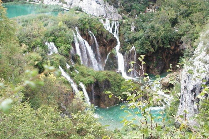 From Kvarner region: Natural Wonders of Plitvice Lakes