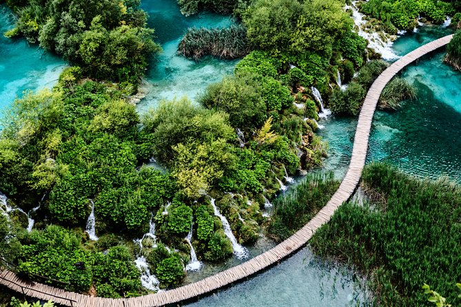 Plitvice Lakes Hidden Gems from Zagreb
