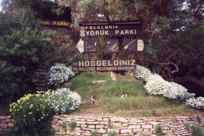 Evite las colas: boleto de entrada a Yoruk Parki Kemer