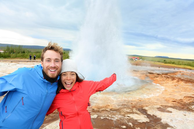 Private Golden Circle Tour from Reykjavik