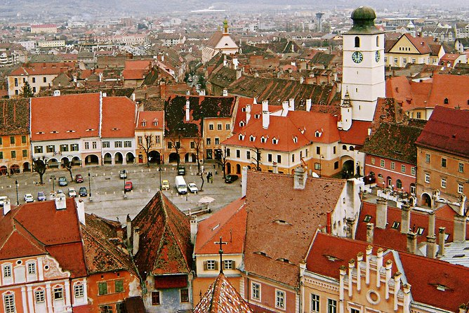 Guided Europe Tours Sibiu