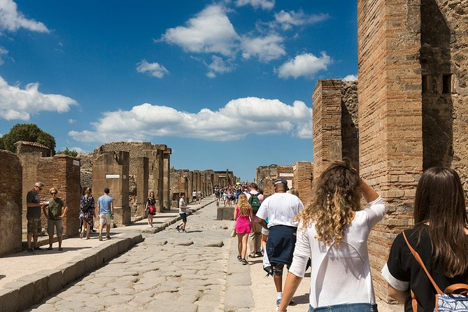 Pompeii Ruins & Mt Vesuvius Volcano with Lunch from Rome photo 7