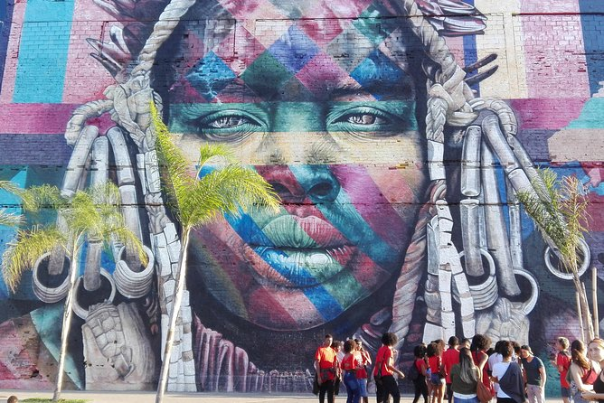 Black History Walk & Street Art in Little Africa at the Port Area