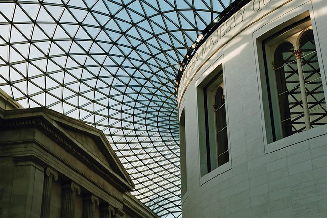 British Museum & London City Center Westminster Tour - Semi-Private 8ppl Max
