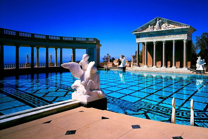 Hearst Castle & Paso Robles Wine Country Tour from Paso Robles