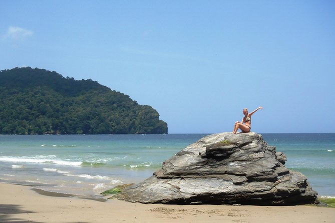 Day Trip to Las Cuevas Beach from Port of Spain