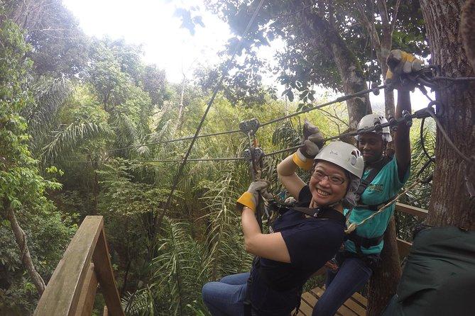 Trinidad Zipline Adventure