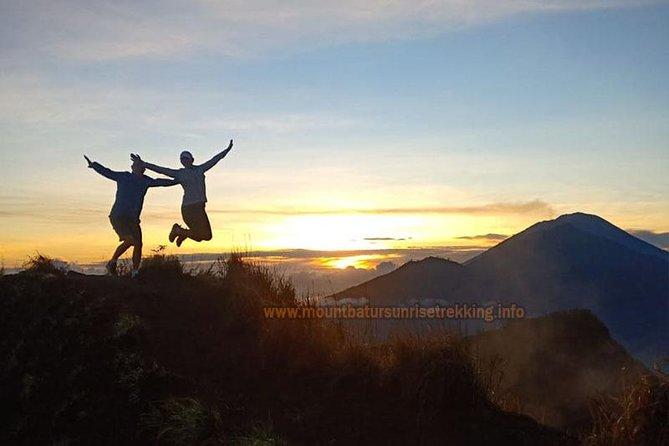 Mount Batur Sunrise Trekking (Private Tour and Buffet Breakfast at Restaurant)
