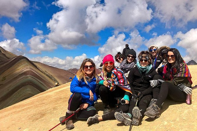 Rainbow Mountain Full-Day Tour from Cusco with Small Group
