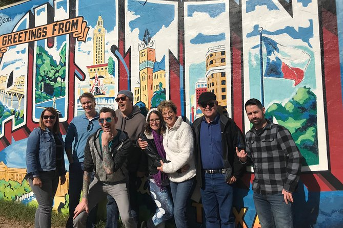 Austin Mural Tour